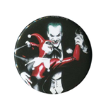 HARLEY QUINN and Joker Button