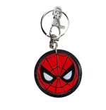 SPIDERMAN Circle Logo Bendable Keychain