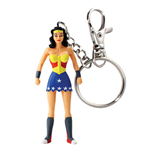 WONDER WOMAN Bendable Keychain