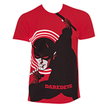 DAREDEVIL Michael Cho Art Red Shirt