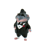 Zootopia / Zootropolis Figure Mr. Big 5 cm