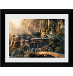 The Lord of The Ring Framed Photo - Fellowship Of The Ring