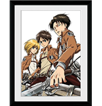 Attack on Titan Print 197954