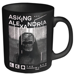 Asking Alexandria Mug The Black