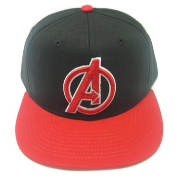 Marvel Avengers Age Of Ultron Hat Contrast Logo