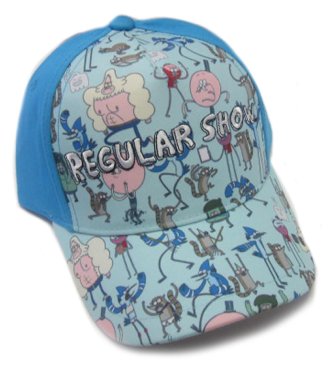 Regular Show Hat Characters (KIDS)