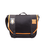 Call of Duty Black Ops III Messenger Bag Skull Patch