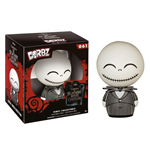 Nightmare Before Christmas Vinyl Sugar Dorbz Vinyl Figure Jack Skellington 8 cm