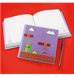 Super Mario Bros. 3D Notebook Mario Bros Level