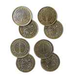 The Hobbit Coin Set #6 4 Shire Tuppences