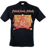 Black Sabbath T-shirt 198321