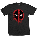 Deadpool T-Shirt Splat Icon