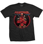 Deadpool T-Shirt Crossed Arms