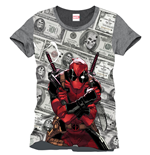 Deadpool T-Shirt Bills