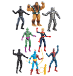 Marvel Legends Series Action Figures 10 cm 2016 Wave 1 Assortment (8)
