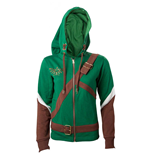 The Legend of Zelda Ladies Hooded Sweater Link Cosplay