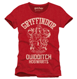 Harry Potter T-Shirt Gryffindor Quidditch
