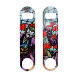 The Joker Comic Haha Bottle Opener