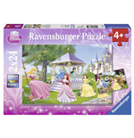 Princess Disney Puzzles 199014