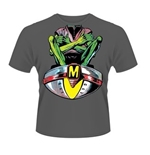 2000AD Dan Dare T-shirt Mekon Head