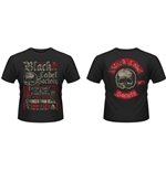 Black Label Society T-shirt Destroy & Conquer