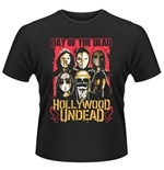 Hollywood Undead T-shirt Dotd Faces