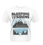 Sleeping With Sirens T-shirt Dark Mountains