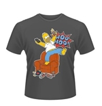 SIMPSONS, The T-shirt Woo Hoo
