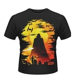 Star Wars T-shirt Vader Silhouette