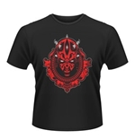 Star Wars T-shirt Darth Maul Framed