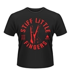 Stiff Little Fingers T-shirt Digits