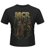 My Chemical Romance T-shirt Appetite For Danger