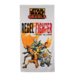 Star Wars Towel Rebel Fighter 140 x 70 cm