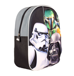 Star Wars 3D Backpack Group