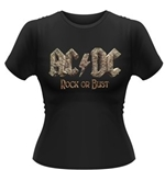 AC/DC T-shirt Rock Or Bust