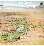 Vynil Orme (le) - Smogmagica 180gr (Ltd.Ed. White & Yellow Vinyl)