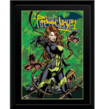 DC Comics - Poison Ivy Framed Picture (30x40cm)