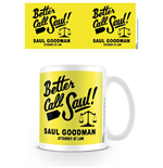 Better Call Saul Mug Logo