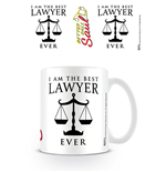 Better Call Saul Mug I Am The Best Lawyer Ever