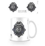 Gotham Mug GCPD Badge