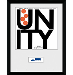 Blue Note - Unity  Framed Print