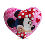 Disney Plush Cushion Minnie Mouse 37 x 30 cm
