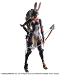 Final Fantasy XII Play Arts Kai Action Figure Fran 31 cm