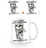 Marvel Retro Mug Great Responsibili-Tea