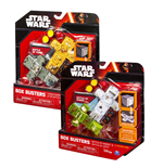 Star Wars Box Busters Starter Set 2-Packs Assortment (4)
