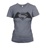 Batman V Superman T-shirt Superbatman