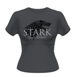Game Of Thrones T-shirt Stark