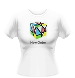 New Order T-shirt Rubix