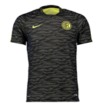 2015-2016 Inter Milan Nike Training Shirt (Black) - Kids
