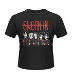 Sworn In T-shirt Zombie Band